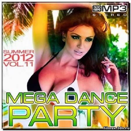 Mega Dance Party Summer Vol 11 (2012)