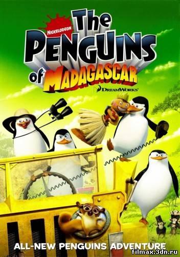 Пінгвіни з Мадагаскару: Таємничі сусіди Дивитися мультфільм онлайн