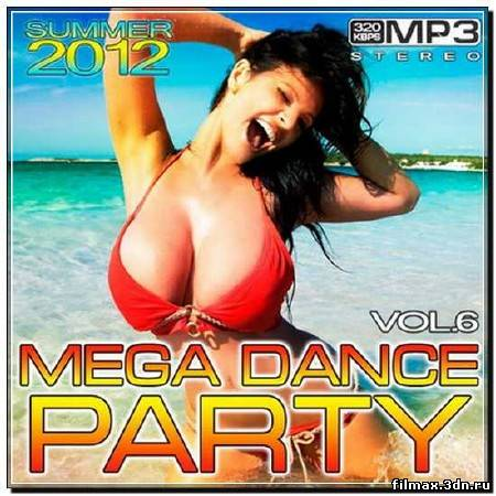 Mega Dance Party Summer Vol 6 (2012)