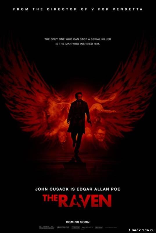Ворон (2012) Смотреть фильм онлайн