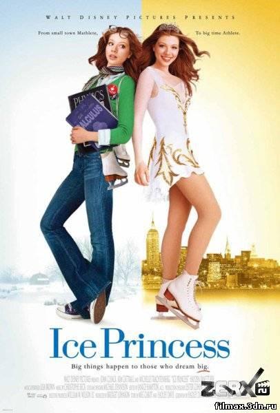 Принцесса льда/Ice Princess смотреть онлайн бесплатно в хорошем качестве