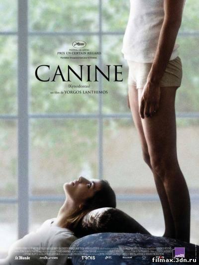 Клык / Kynodontas / Canine (2009) DVDRip