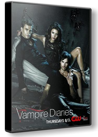 Дневники вампира / The Vampire Diaries (Сезон 2 Серія 1) (2010)