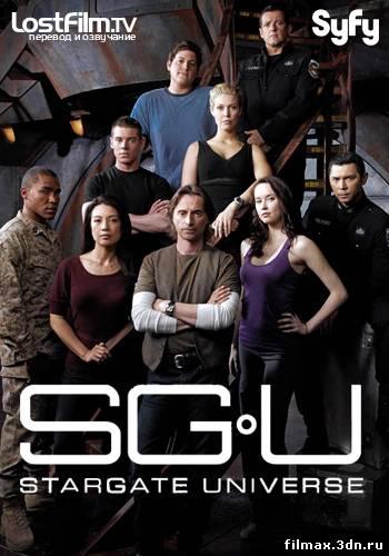 Звёздные врата: Вселенная / Stargate Universe