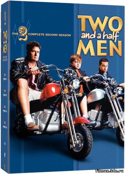 Два с половиной человека / Two and a Half Men (Сезон 2 | 2004 | Rus | Eng)